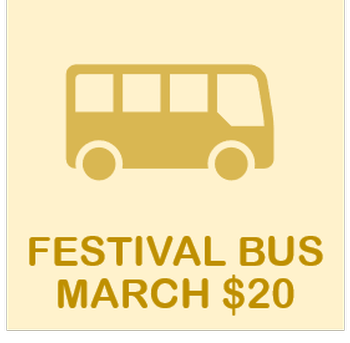 Fig Festival Bus March 2021