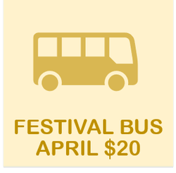 Fig Festival Bus April 2021